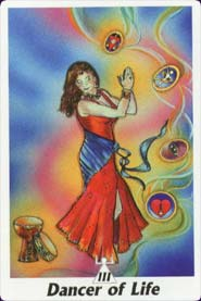 Dance of Life Tarot