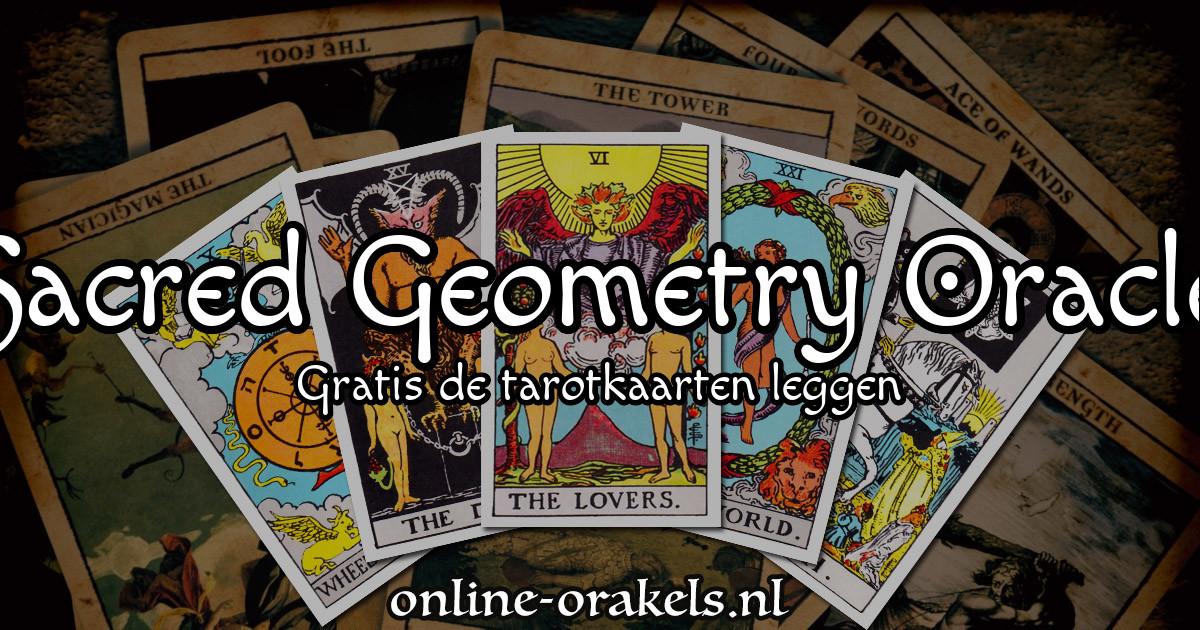 sacred geometry oracle deck pdf